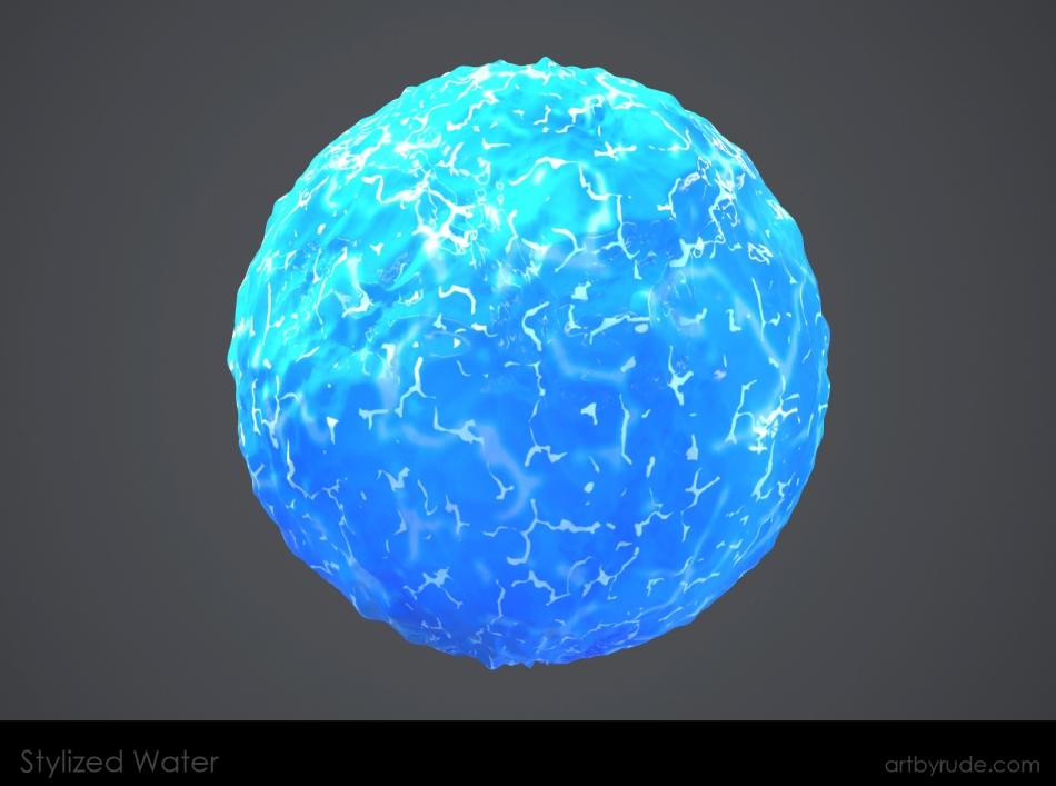 stylized_water